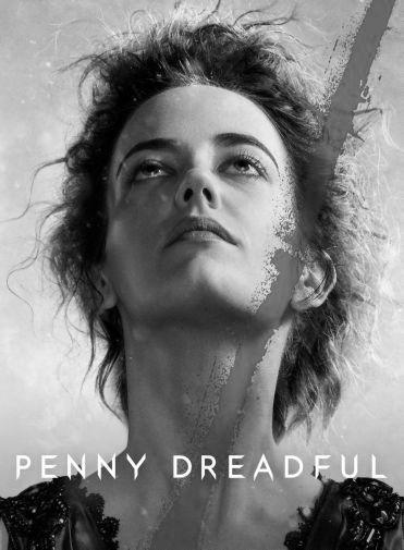 Penny Dreadful poster tin sign Wall Art