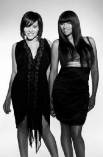 Salt N Pepa black and white poster