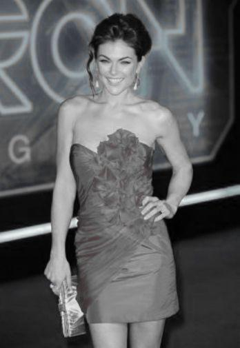 Serinda Swan poster tin sign Wall Art