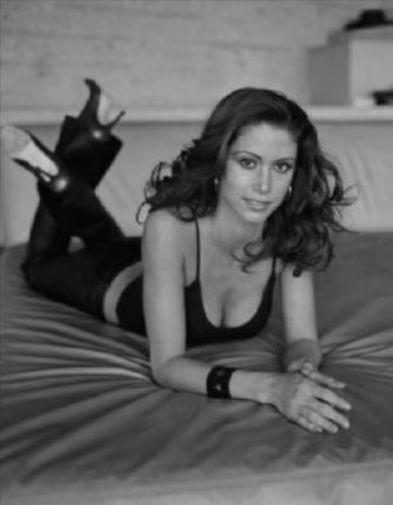 Shannon Elizabeth poster tin sign Wall Art
