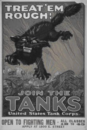 War Propaganda poster tin sign Wall Art