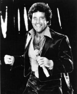 Tom Jones poster tin sign Wall Art