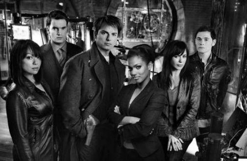 Torchwood poster tin sign Wall Art
