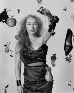 Tori Amos black and white poster