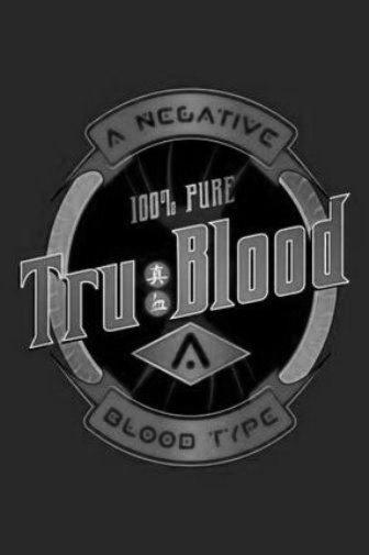True Blood poster tin sign Wall Art