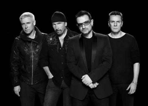 U2 poster tin sign Wall Art
