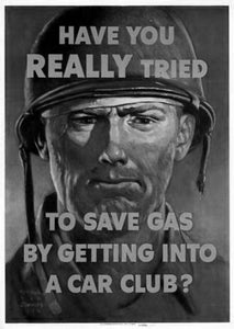 War Propaganda black and white poster