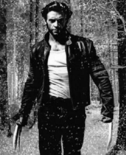 Hugh Jackman poster tin sign Wall Art