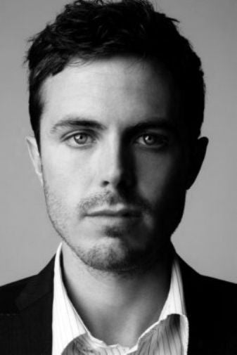 Casey Affleck Poster Black and White Mini Poster 11