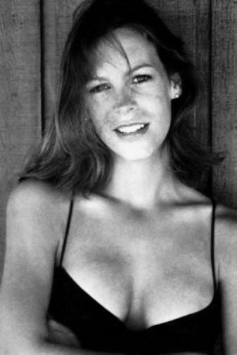 Jamie Lee Curtis Poster Black and White Mini Poster 11