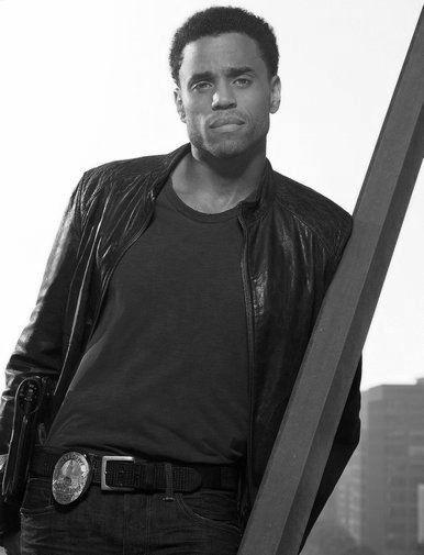 Michael Ealy poster tin sign Wall Art