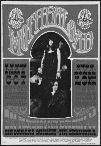 Motherload black and white poster