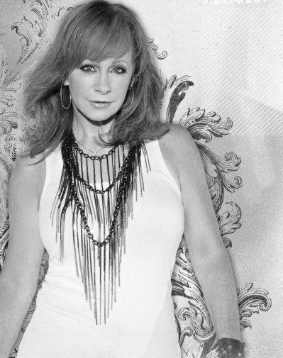 Reba Mcentire poster tin sign Wall Art