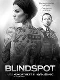 Blindspot poster tin sign Wall Art