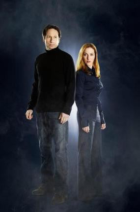 TV Xfiles Cast Poster 16