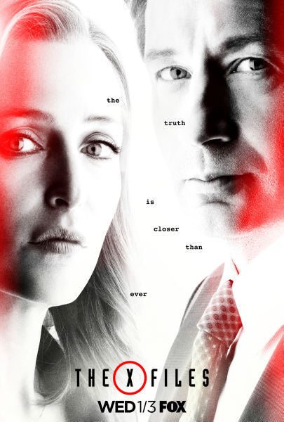 TV Posters, The x files