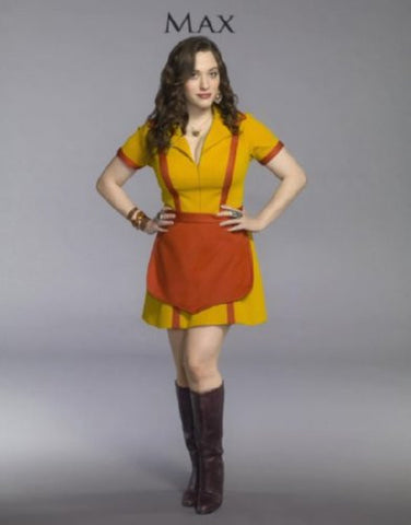 2 broke girls Mini poster 11inx17in MAX