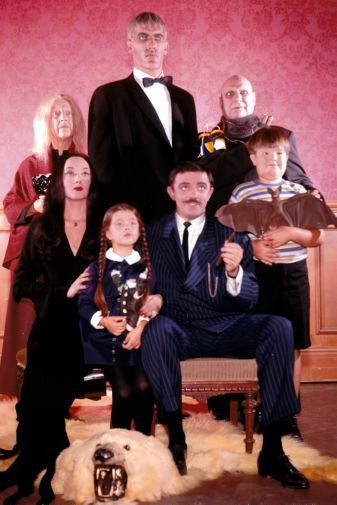 Addams Family Tv Poster 16