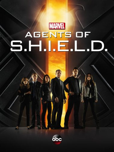agents of shield Mini Poster 11inx17in poster