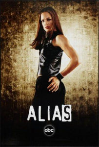 Alias poster tin sign Wall Art
