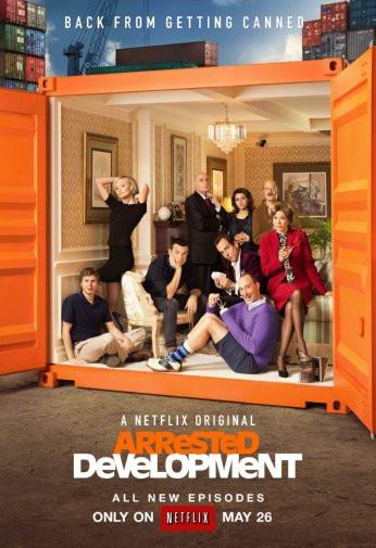Arrested Development Poster 24inx36in Poster 24x36 - Fame Collectibles