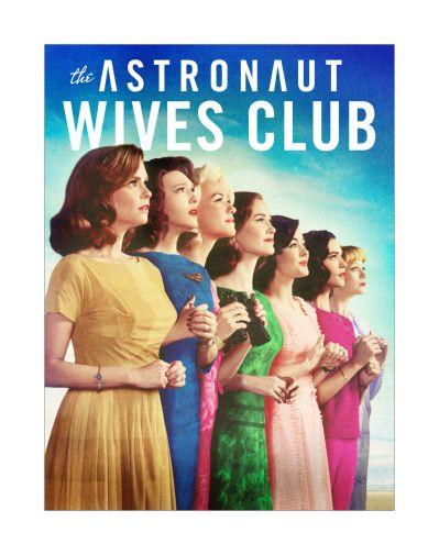 Astronaut Wives Club The poster tin sign Wall Art