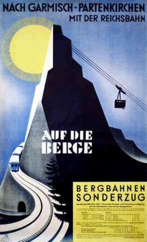 "Vintage Travel Poster Art Poster 16""x24"" On Sale The Poster Depot"