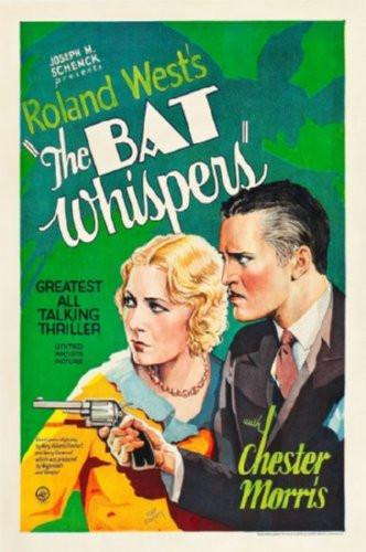 Bat Whispers poster 27x40| theposterdepot.com
