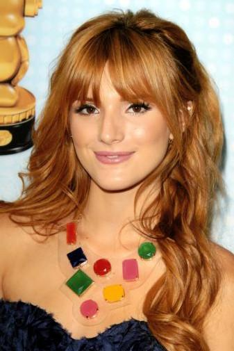 Bella Thorne poster tin sign Wall Art