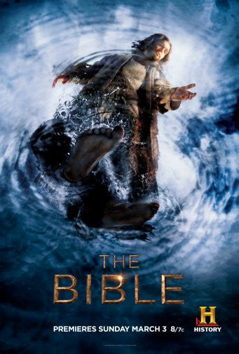 the bible Mini Poster 11inx17in poster