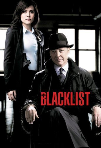Blacklist Poster 11Inx17In Mini Poster
