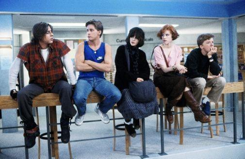The Breakfast Club  poster 27x40| theposterdepot.com