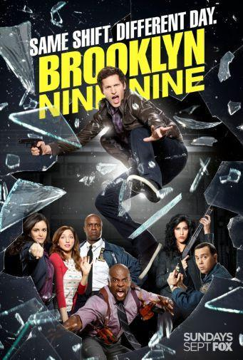 Brooklyn Nine Nine poster 24inx36in Poster 24x36 - Fame Collectibles