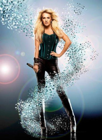 Carrie Underwood poster 27x40| theposterdepot.com