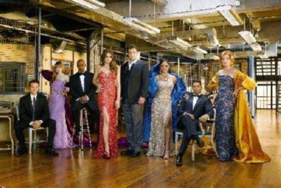 Castle Poster 24inx36in Glamourous Cast 24x36 - Fame Collectibles