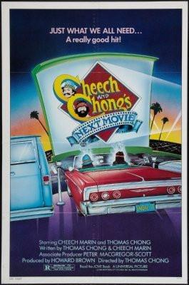 Cheech And Chongs Next Movie poster tin sign Wall Art