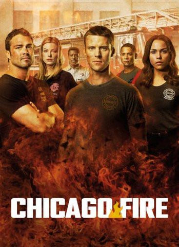 Chicago Fire poster 27x40| theposterdepot.com