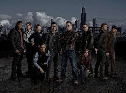 "Chicago Pd Poster 16""x24"" On Sale The Poster Depot"