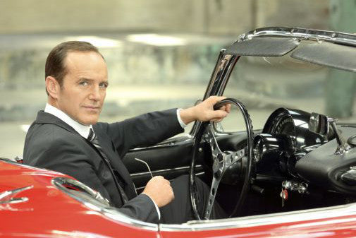 Clark Gregg 11inx17in Mini Poster