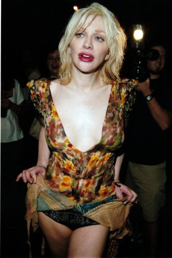 courtney love Mini Poster 11inx17in poster