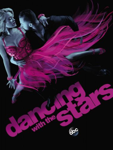 Dancing With The Stars Mini poster 11inx17in