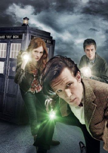 Doctor Who Mini poster 11inx17in