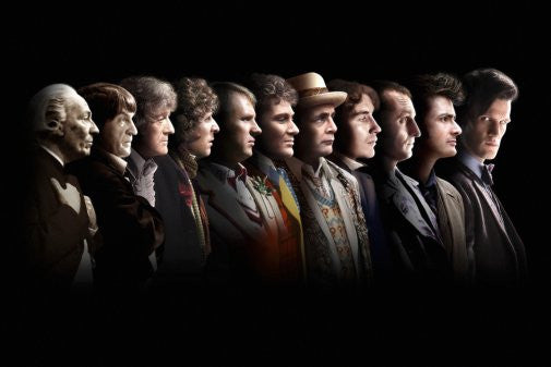 doctor who Mini Poster 11inx17in poster