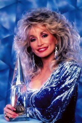 Dolly Parton mini poster 11x17 #01