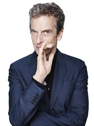 peter capaldi dr who Mini Poster 11inx17in poster