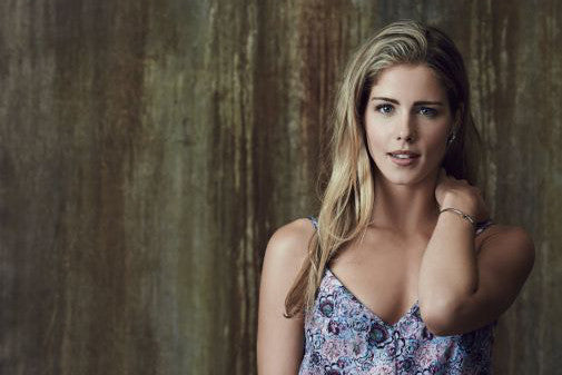 Emily Bett Rickards 11inx17in Mini Poster