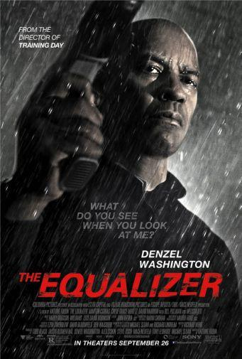 Equalizer The Movie poster 24inx36in Poster 24x36 - Fame Collectibles