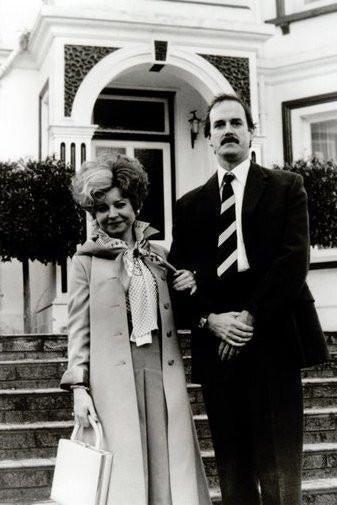 Fawlty Towers Poster 24Inx36In Poster 24x36 - Fame Collectibles