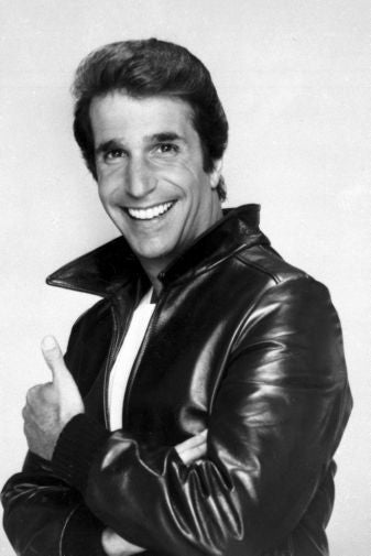 Fonzie The Fonz Mini Poster 11x17