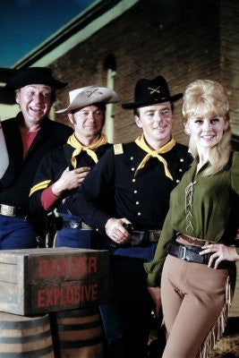 F Troop mini poster 11x17 #01